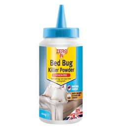 Zero In Bed Bug Killer Powder Treatment Exterminator Get Rid of Bed Bugs - 160g